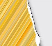 Tear striped background Royalty Free Stock Photos