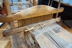 Tear velho feito da madeira Fotos de Stock