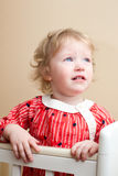 Tearful baby Stock Photos