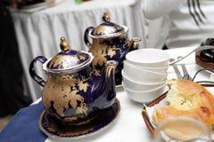 tearoom Стоковые Фото
