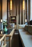 Tearoom  shanghai hotel. Eastphoto, tukuchina,  Tearoom, Indoor Environment Royalty Free Stock Photos