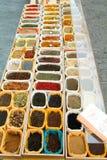 Teas and Spices Stock Photos