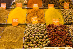 Teas and Spices Royalty Free Stock Images