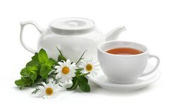 Teaset Royalty Free Stock Image