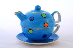 Teaset. Royalty Free Stock Photos