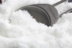teaspoon сахара Стоковое Фото