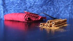 Teaspoon Cinnamon Stock Images