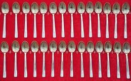 Teaspoons. Stock Images
