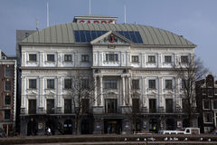 Teater Carre Arkivfoto