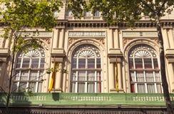 Teater Del Liceu Royaltyfria Foton