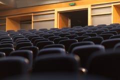teater för tomma platser Royaltyfri Foto