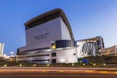 Teaterbyggnaden i Ashdod, Fotografering för Bildbyråer