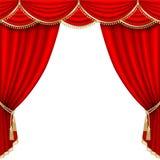 Teateretapp ingrepp Royaltyfri Fotografi