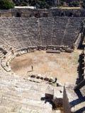 Teatern av Myra Arkivfoto
