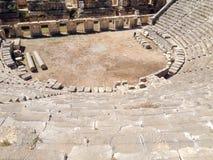 Teatern av Myra Arkivbilder