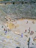 Teatern av Myra Royaltyfri Bild
