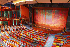 teatertheatre Royaltyfria Foton