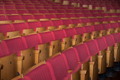 Teather cahir Royalty Free Stock Photo