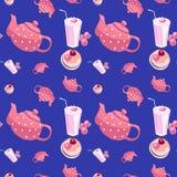 teatime иллюстрация штока