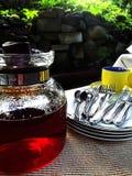 teatime Photo libre de droits