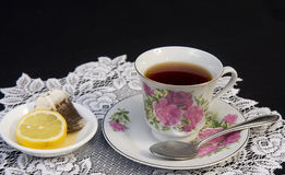 Teatime fotos de stock