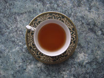 Teatime Fotos de Stock Royalty Free