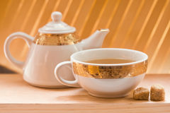 Teatime Royalty Free Stock Photography