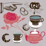 Teatime Imagen de archivo libre de regalías