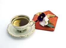 Teatime 4 Royalty Free Stock Images