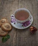 teatime Stockbilder