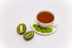 teatime Royaltyfri Fotografi