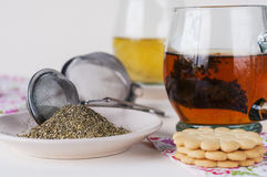 teatime Стоковое Изображение