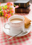 The teatime and leisure time Royalty Free Stock Images