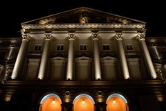 teatr Obraz Royalty Free