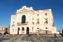 Teatr Caridad zdjęcia stock