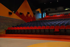 Teatr, kino Zdjęcia Royalty Free