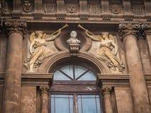 Teatr na piazza Vincenzo Bellini w Catania, Sici zdjęcia stock