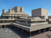 Teatr Narodowy Londyn Fotografia Stock