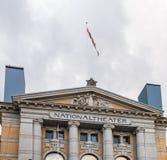 Teatr Narodowy w Oslo, Norwegia zdjęcia stock