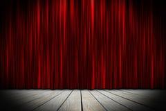 Teatr scena Zdjęcie Royalty Free