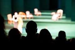 Teatr sztuka obrazy royalty free
