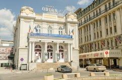 Teatr w Bucharest Obraz Royalty Free