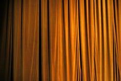 teatr zasłony. Obraz Royalty Free