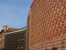 Teatro雷希奥皇家剧院在都灵 免版税库存照片