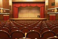 Teatro Fotografía de archivo