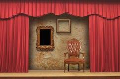 Teatro Fotografia Stock Libera da Diritti