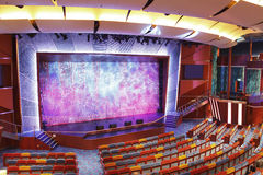 Teatro fotografia de stock royalty free