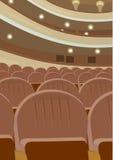 teatro Illustrazione di Stock