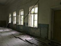 Teatro abbandonato Fotografia Stock Libera da Diritti