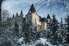 Teatro acadêmico do fantoche de Kiev imagens de stock royalty free